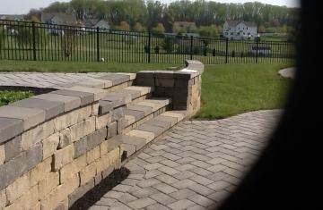 Wall Steps